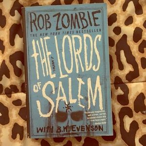 Lords of Salem book